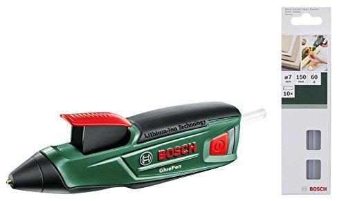Bosch 2 609 256 A03 - Juego de 10 barras de pegamento Ultra
