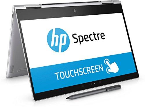 PORTÃTIL HP SPECTRE X360 13-AE000NS - I5-8250U 1.6GHZ - 8GB -128GB SSD - 13.3'/33.8CM FHD TACTIL - BISAGRA 360º - NO ODD - W10 HOME - PLATA NATURAL