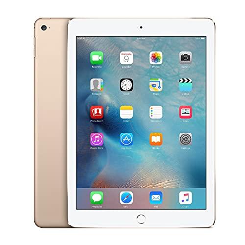 Apple iPad Air 2 16GB 4G - Oro - Sbloccato (Ricondizionato)