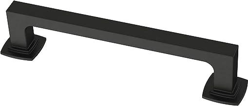 Franklin Brass Puxador parow P41771K-FB-C, 128 mm, preto fosco