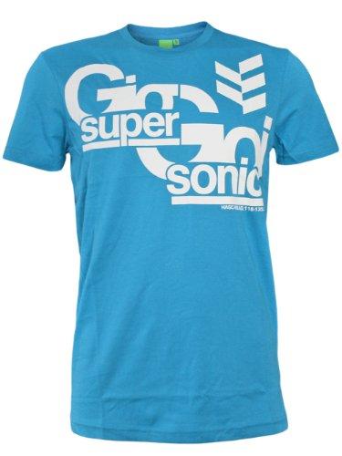 Gio-Goi Hombre Diseñador Shirt Camisetas - LOGOPACK -