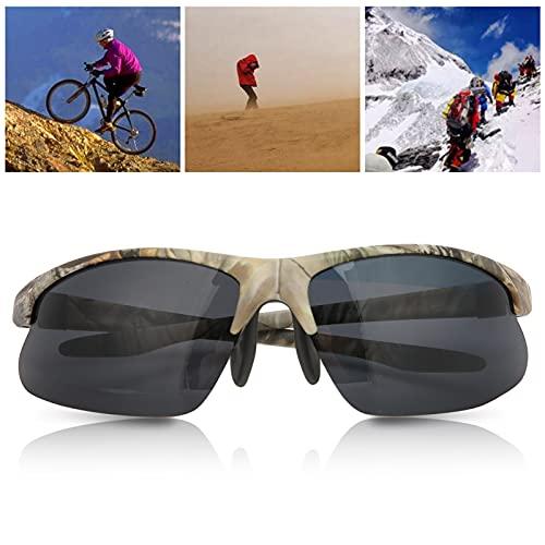 Gafas de Ciclismo, Gafas de Sol de Protección Anti- para Conducir