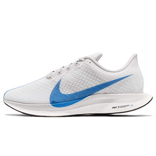 Nike Men's Training Shoes, White Sail Blue Heron Light Bone Blue 140, US 8.5