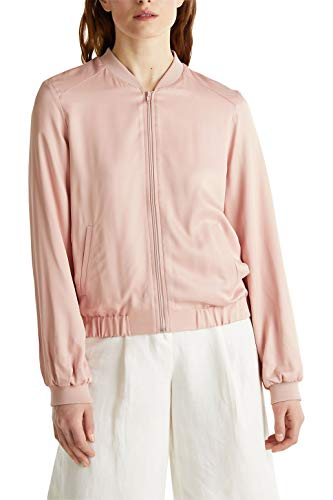ESPRIT 030eo1g311 Giacca, 685/Nude, S Donna