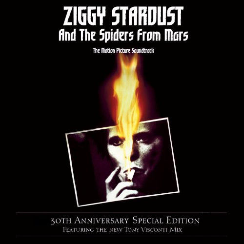 Ziggy Stardust and Spiders from Mars The Motion Picture Soundtrack