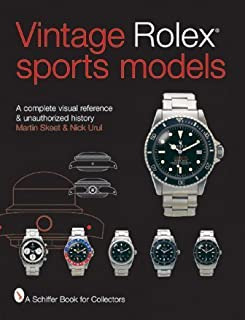 Vintage Rolex*r Sports Models: A Complete Visual Reference & Unauthorized History