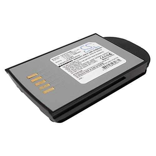 Batterie de scanner de code à barres Batterie de scanner de codes à barres Li-ion de 1950mAh / 14.43Wh 7.4V compatible pour TEKLOGIX adaptée aux piles rechargeables du modèle 7530 G2 / 7535/7535 G2 Ba
