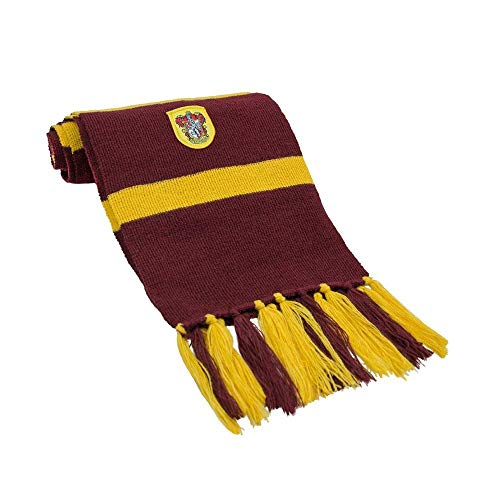 Bufanda Adulto casa Gryffindor 150 x 18 cm Harry Potter: Amazon.es ...