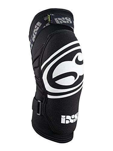 IXS Carve bambini Knee Guard, Bambini, Knee Guard Carve, nero, S