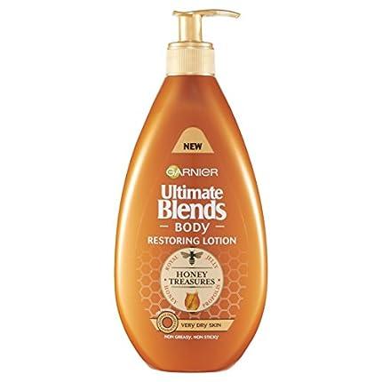 Garnier Body Ultimate Blends - Loción humectante para el cuerpo (400ml)