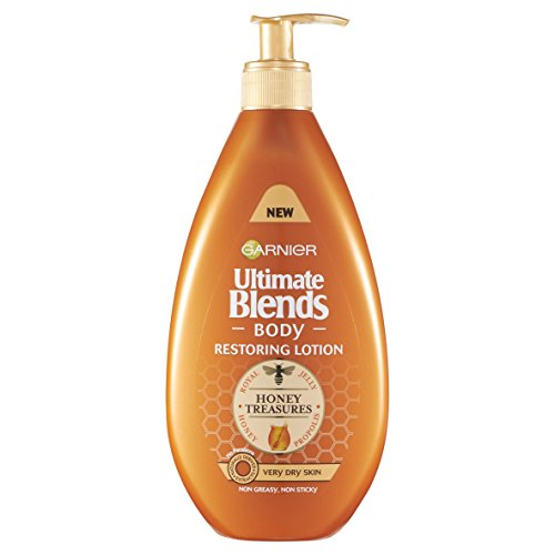 Garnier Body Ultimate Blends - Loción humectante para el cu