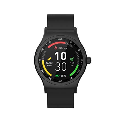 SPC Smartee Circle MAX Reloj Inteligente con Memoria RAM 64MB, ROM 128MB y Pantalla IPS