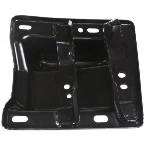Make Auto Parts Manufacturing - DODGE FULL SIZE P/U 02-05 FRONT BUMPER BRACKET RH, Plate, w/o Tow Hooks, w/Sport Model - CH1067131