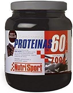 Nutri-Sport Proteínas - 700 gr: Amazon.es: Salud y cuidado ...