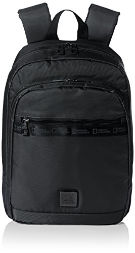 National Geographic N-Generation Mochila Tipo Casual, 42 cm, Negro (Black)