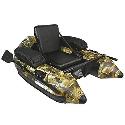 Belly Boot mit Ruder von Waterside in Tarnfarbe 170 cm kaufen
