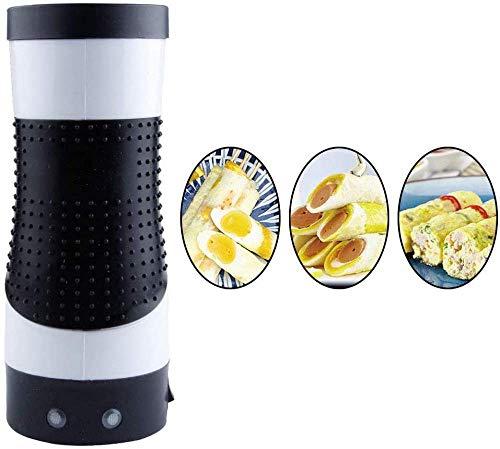 Egg Roll Maker Multifunción Breakfast Sausage Omelette Caldera eléctrica Egg Maker Vertical...