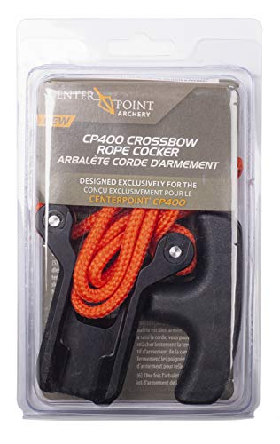 CenterPoint Archery CP400 33-Inch Rope Cocking Sled AXCRPCKCP4 for Exclusive Use with The CP400 Crossbow