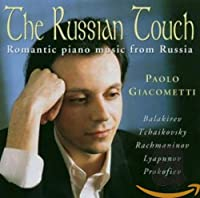Russian Touch & Romantic Piano Music From Russia
