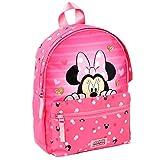 Looking   Kinder Rucksack   31 x 25 x 12 cm   Minnie Maus   Minnie Mouse