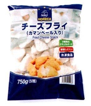 チーズフライ 750g(50個) 【冷凍】/ホレカセレクト(3袋)