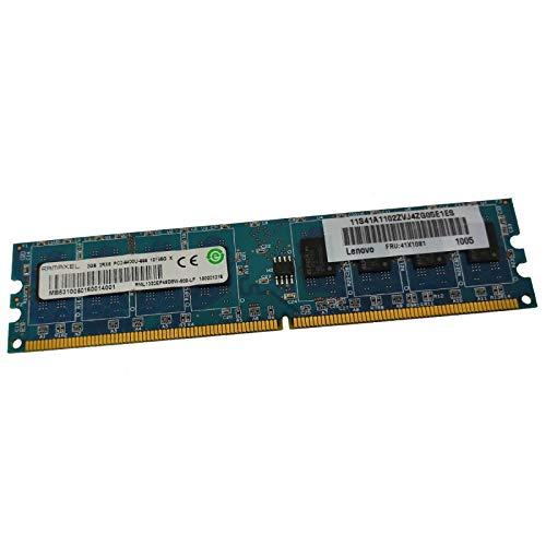 Ramaxel 2GB RAM RML1320EF48D8W-800-LF DDR2 PC2-6400U 800MHz