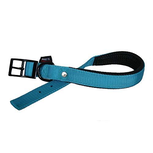 Collier Confort 65 cm turquoise