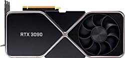 Graphics card for mining Bitcoin like this NVIDIA GeForce TRX 3090.