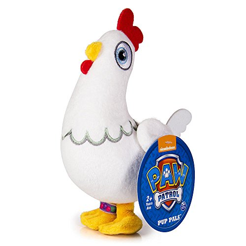 Paw Patrol Plush Doll - Chickaletta