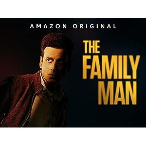 The Family Man - Season 1 (Available in Hindi, English, Telugu & Tamil) 8 412WKPKU77L. SL500 . SS300
