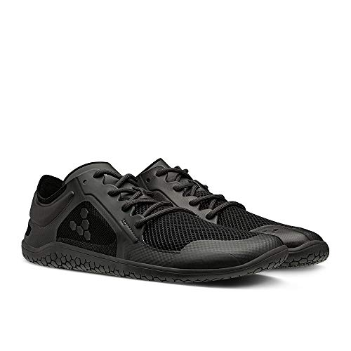 Vivobarefoot Primus Lite Ii Recycled, Womens Vegan Light Movement Breathable Shoe with Barefoot Sole