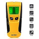 INTEY Detector de Pared con Pantalla LCD para Detecta AC Cable, Azulejos, Metal...