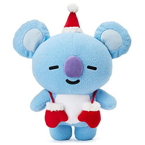 Chour&Euhk Kpop BTS Bangtan Jongens Kerstmis Pluche Pop Crystal Super Zachte Leuke Pluche Speelgoed Hot Gift voor fans Rm