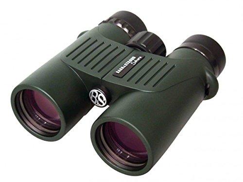 Barr & Stroud Sahara 10x42 Porro Vert jumelle - Jumelles (136 mm, 133 mm, 52 mm, 673 g)