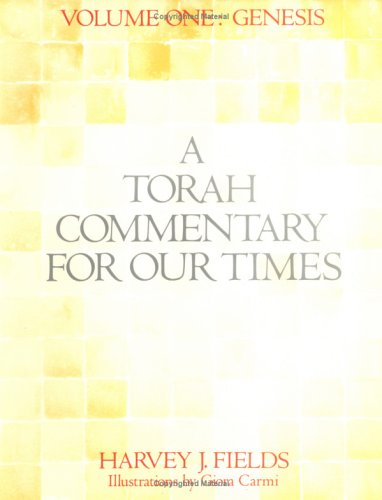 Torah Commentary for Our Times: Genesis (Torah Commentary for Our Times)