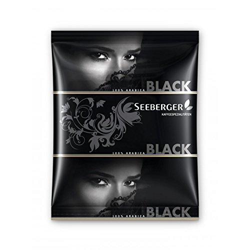 Seeberger Kaffee - BLACK MASSAI - 500g gemahlen