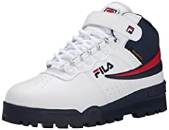 Upper leather provides lateral support Heel counter for stability Midcut height perfect for uneven terrain Outsole are made of high traction rubber for durability Stylish design looks great for casual wear