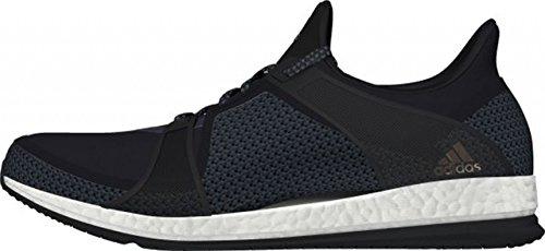 adidas Damen Pure Boost X TR W Laufschuhe, Schwarz (Negbas/Negbas/Onix), 38 EU