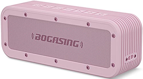 BOGASING M4 Bluetooth Lautsprecher,...
