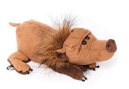 Bär Sofa Seufzer, ein Mitglied der Rumhänggäng aus BEASTSTOWN - sigikid Beasts - Designplüsch als Geschenk für Kinder und Erwachsene