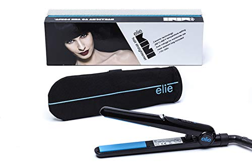 Mini Straightener Dual Voltage (Blue)