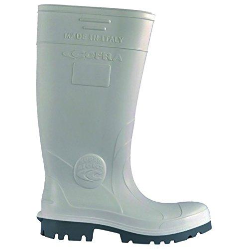 Cofra 00010-042.W43 Chaussures de sécurité Galaxy S5 Ci SRC Taille 43 Blanc