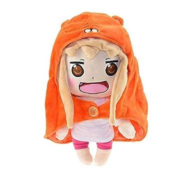 Detazhi 30CM Umaru Chan Plush Sankaku Head Himouto Doll Umaru DOMA Figures Soft Stuffed Toy Cosply Children s Gifts