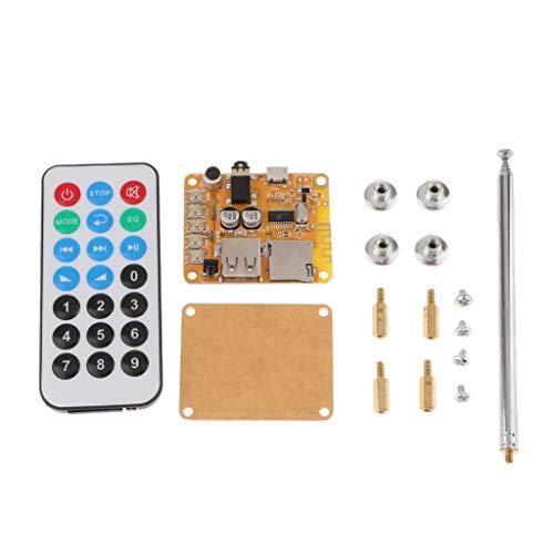 D DOLITY Carte Récepteur Bluetooth Module Amplificateur Stéréo Bricolage - #5