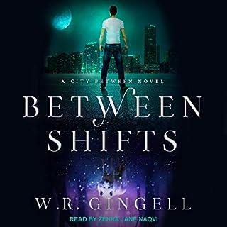 Between Shifts audiobook cover art