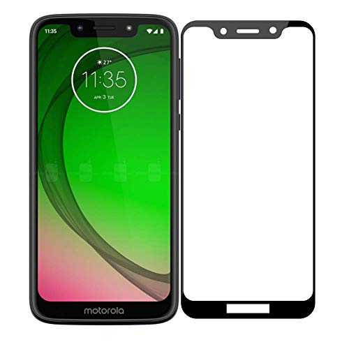 Pelicula de vidro 3D Motorola Moto G7 Power tela 6.2 XT1955