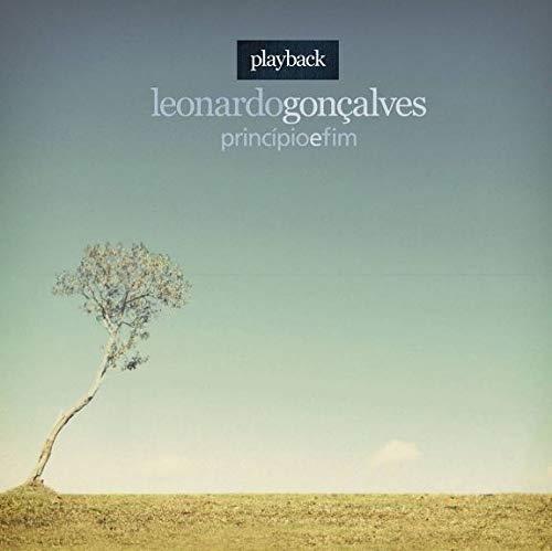 Leonardo Gonçalves - Principio E Fim (Playback) (Gospel) [CD]