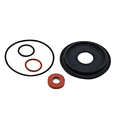 """Watts 1/2"""" SS009 Relief Valve Rubber Parts Repair Kit 0887510 RK SS009 RV For Stainless Steel 009 887510 from Watts"""