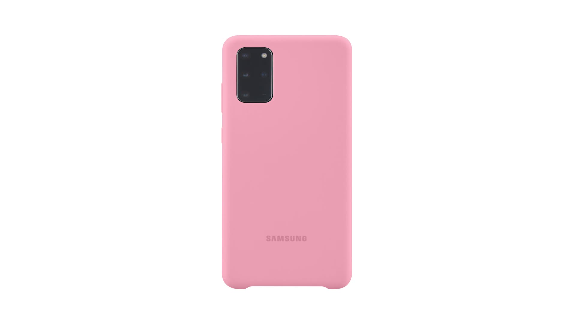 Samsung Ef Pg985 Silicone Phone Cover For Galaxy S20 S20 5g Pink Elektronik