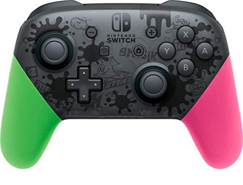 Nintendo Switch Pro Controller - Splatoon 2 Edition [Discontinued]